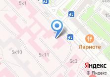 Компания «МГМУ» на карте