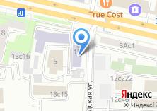 Компания «Российская криминологическая ассоциация» на карте
