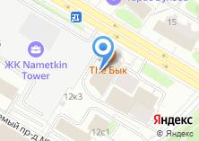 Компания «Газойл Плаза - бизнес центр» на карте