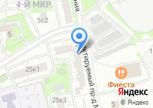 Компания «Магазин товаров для шитья и рукоделия» на карте