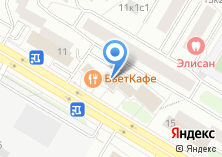 Компания «Магазин цветов на ул. Намёткина» на карте