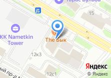 Компания «Газпром бурение» на карте