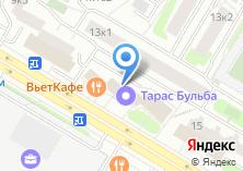 Компания «АртиКлаб» на карте