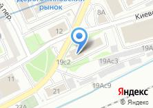 Компания «PromTeam» на карте