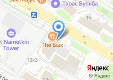 Компания «Служба оформления» на карте
