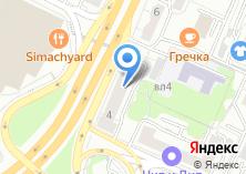 Компания «YUgovich.ru» на карте