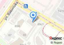 Компания «Todes» на карте