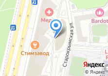 Компания «Эталон-Сити» на карте