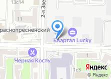 Компания «Брюс Ли» на карте