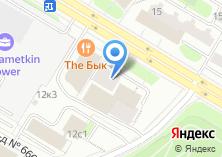 Компания «ПОЛИФЛОР» на карте