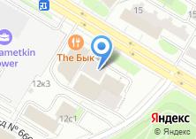 Компания «НИКПАСТРОЙ» на карте