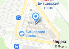 Компания «Магазин мяса» на карте