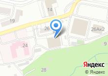 Компания «Модус-Н» на карте