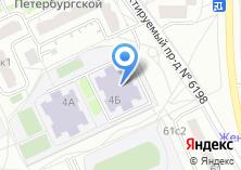 Компания «Гимназия №1592» на карте