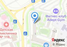 Компания «Аудит-Бухучет» на карте