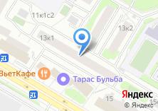 Компания «Благовест» на карте