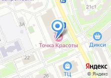 Компания «Samsung-moscow» на карте