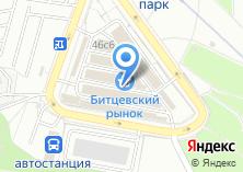 Компания «Магазин дверной фурнитуры» на карте