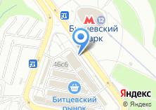 Компания «Магазин спортивных товаров» на карте