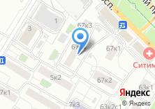 Компания «ДЕЗ района Черёмушки» на карте
