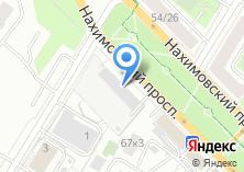 Компания «МСервисСтрой» на карте