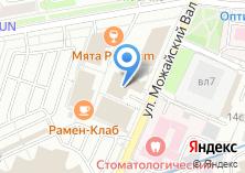 Компания «Ферро-Эстейт» на карте
