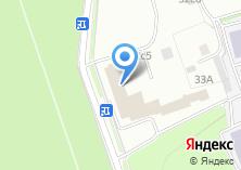 Компания «Шереметьевский» на карте