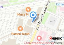 Компания «Мастер-ЭкономЪ» на карте