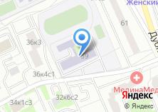Компания «Средняя общеобразовательная школа №183» на карте