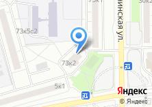 Компания «Дельфа-М» на карте