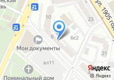 Компания «Мастерская памятников» на карте