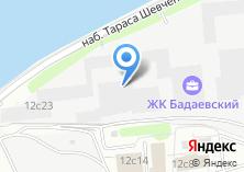 Компания «Новые Формы» на карте