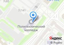 Компания «MOSNIVA» на карте