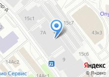 Компания «Гаражно-строительный кооператив №25» на карте