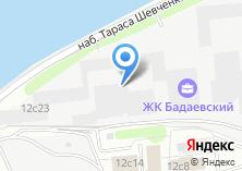 Компания «Многофункциональный клубный центр *завоd*» на карте