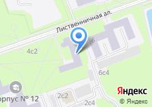 Компания «РГАУ» на карте