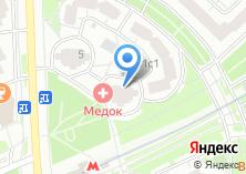 Компания «МегаТекст» на карте