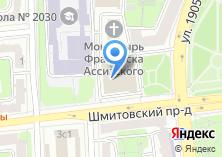 Компания «Малый бизнес Москвы» на карте
