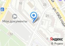 Компания «Магазин памятников на Большой Декабрьской» на карте