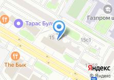 Компания «Московская Библейская Церковь» на карте