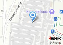 Компания «Заречный-1» на карте