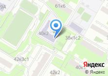 Компания «Школа №1205 с дошкольным отделением» на карте