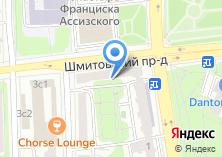 Компания «Кремлевские ключи» на карте