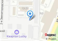 Компания «Русский торф» на карте