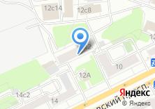 Компания «OMI» на карте