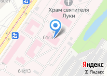 Компания «Городская клиническая больница №64» на карте