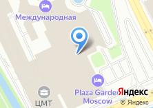 Компания «МГТО» на карте