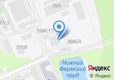 Компания «Столярные мастерские Атриум» на карте