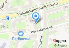 Компания «Строй-1» на карте