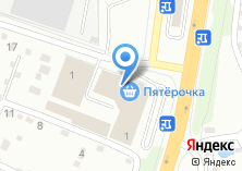 Компания «ПИРОМАГИЯ» на карте